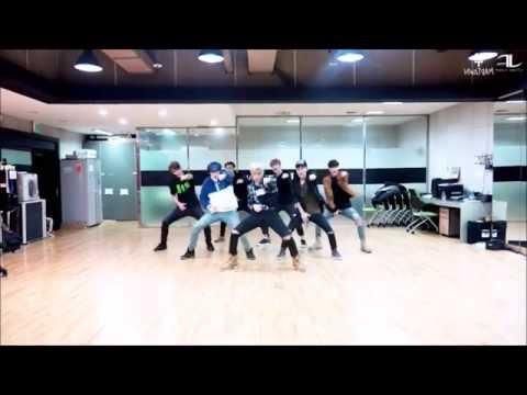 MADTOWN OMGT Dance Practice Mirrored