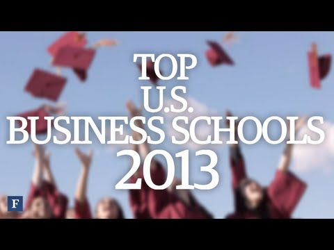 Top 10 U.S. Business Schools
