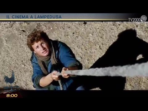 Il cinema a Lampedusa