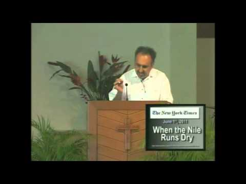 Mid-East Prophecy Update - May 5th, 2013