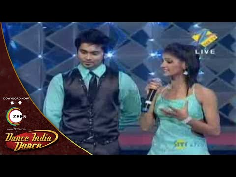 Dance India Dance Little Masters Grand Finale, Salman and Shakti Perform