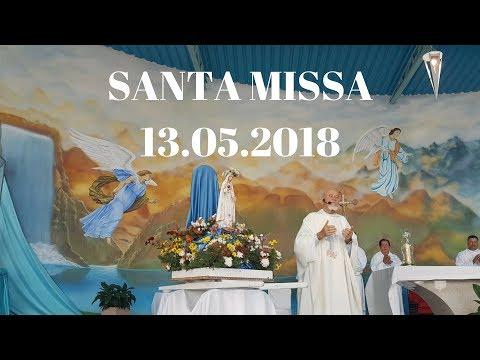 Santa Missa | 13.05.2018 | Padre José Sometti | ANSPAZ
