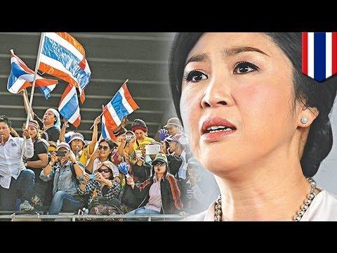 Thai Prime Minister Yingluck Shinawatra, hindi bababa mula sa kanyang posisyon!