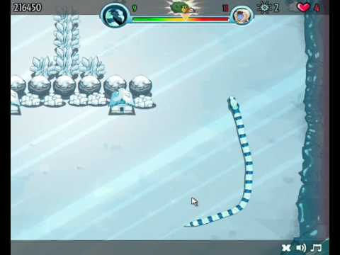 Farming Games Series 9: Wrath of the Snowager - By Bartdrunkeys, Read this description carefully on how to farm: - You stay in Level 1 or 2 - You aculate lives (shown in the video) - You lose lives once you get 19 items...