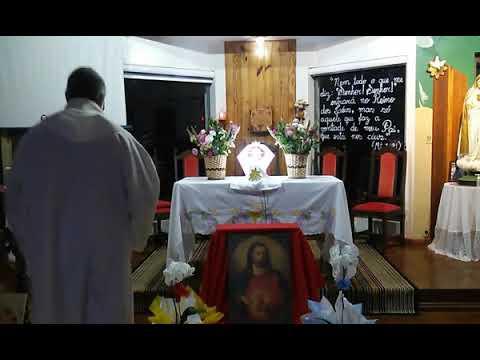 Santa Missa | 18.06.2021 | Sexta-feira | Padre Robson Antônio | ANSPAZ
