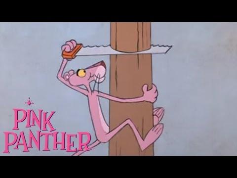 Ružový panter - Drevorubač