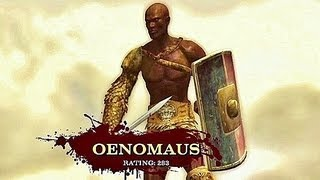 Legend Match Vs Oenomaus: How To Beat And Recruit Oenomaus