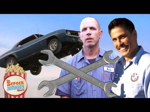 Mechanics on the Mechanics of Fast & Furious