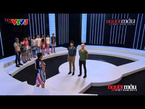[HD] Vietnam's Next Top Model 2013 Tập 6 Ngày 10/11/2013 - Phần 7 END