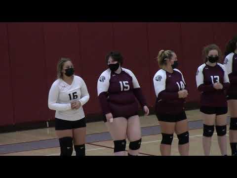 NCCS - Lake Placid Volleyball  9-16-21