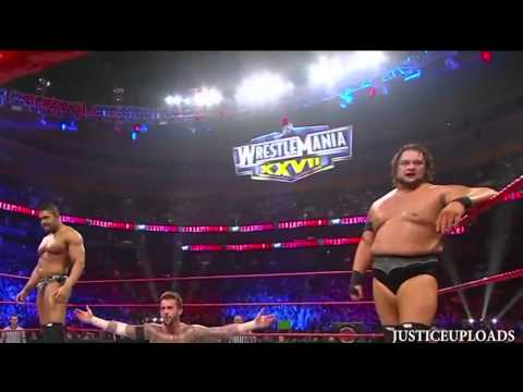 WWE Royal Rumble Match 2011