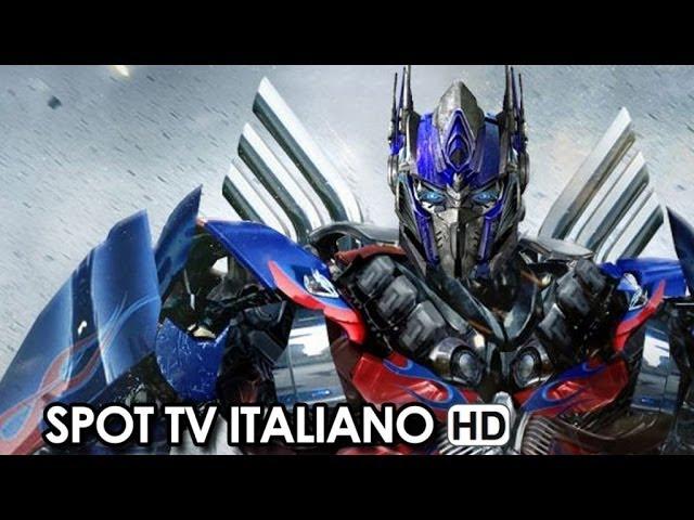 Transformers 4 - L'era dell'Estinzione Spot Italiano 'Distruttore' (2014) - Michael Bay Movie HD