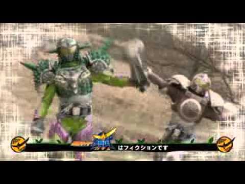 Kamen Rider Gaim 25 Trailer