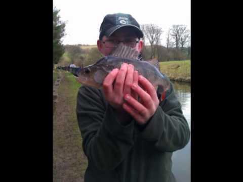 localfisherman11 episode 1 macclesfield canal 2011