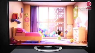 Televisión Sony Bravia LED De 55 Pulgadas (KDL-55W950A