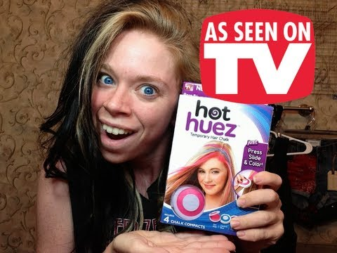 HOT HUEZ- DOES THIS THING REALLY WORK?