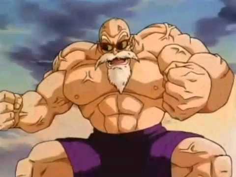 Dragon Ball Master Roshi's Kamehameha Wave - YouTube