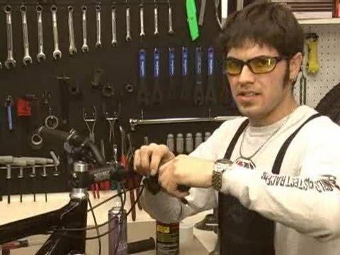 Bike Garage   The Ultimate Bike Repair Movie Bicycle Maintenance