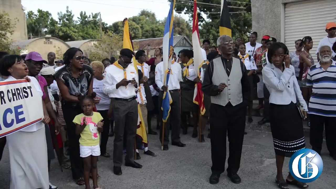 Thumbnail 3:02  Watch Later East Kingston marches for peace