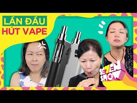 [Se7en Show] Lần đầu hút Vape