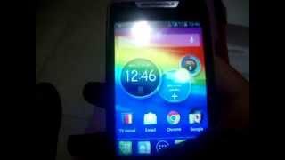 Como Formatar Um Motorola Razr D1