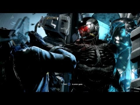 Crysis 3: The Movie