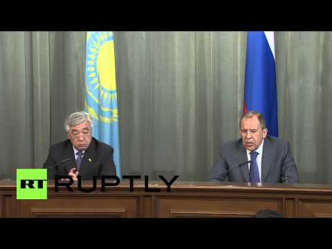 Russia: Lavrov urges constitutional overhaul in Ukraine