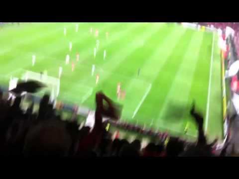 Benfica 2-2 Tottenham - Golo Lima Penalti 20-3-2014