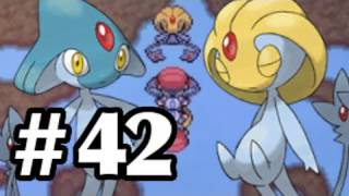 Let's Play Pokemon: Platinum Part 42 Azelf & Uxie