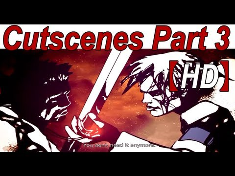 Vergil's Downfall Cutscenes Walkthrough Story Part 3/6【HD】 (Dante's Death)