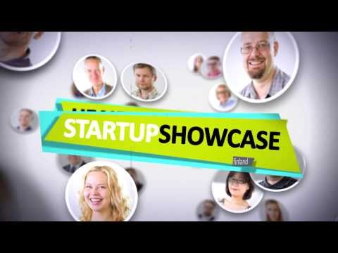 Digital Health Startup Showcase Oulu | Finland 2014
