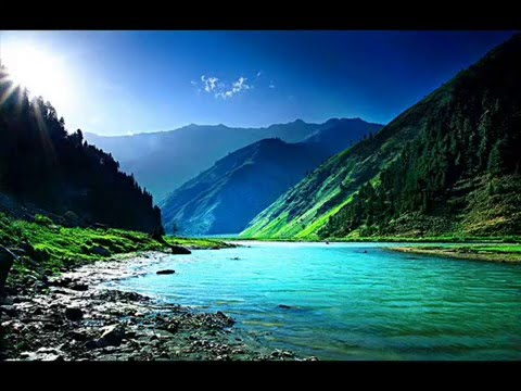 Pakistan: A Land Rich in Natural Beauty., Lyrics: ------------------------------------------------------------ pass hain manzilain apni her soo phayli hay roshani Faasalon ko hain rastay milay naye r...