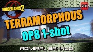 OP8 Terramorphous One-Shot! #Buffmoneyshot