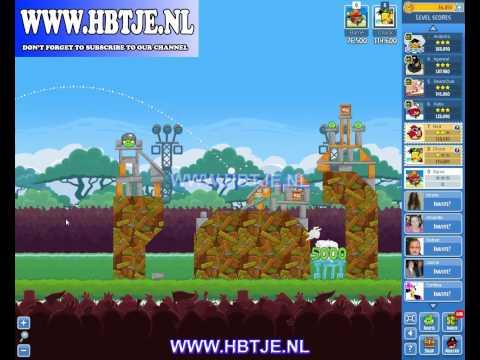 Angry Birds Friends Tournament Level 6 Week 71 (Tournament 6) no power-ups