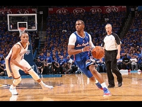 Chris Paul's Career Shooting Night Buries the Thunder