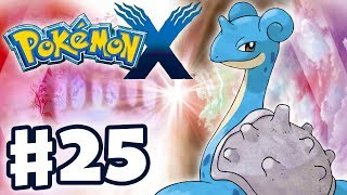 Pokemon X And Y Gameplay Walkthrough Part 25 Riding A
