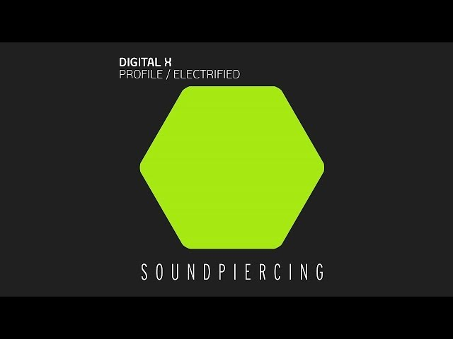 Digital X - Profile (Original Mix)