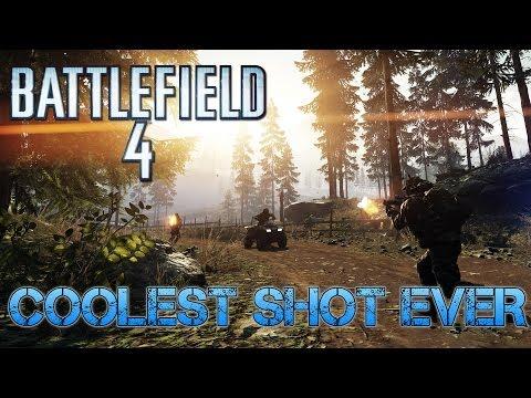 Battlefield 4 Multiplayer | MY COOLEST SHOT EVER!