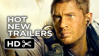 Best New Movie Trailers April 2015 HD