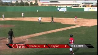 Dayton Baseball - Post Game Highlights - April 11, 2014