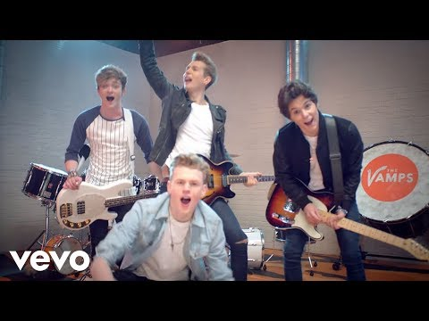 télécharger The Vamps – Last Night