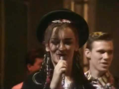 Boy George - Do You Really Want To Hurt Me - YouTube