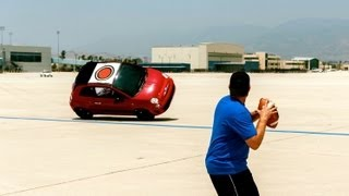 Dude Perfect: Stunt Driving Edition