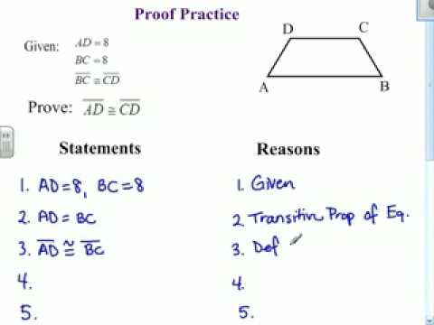 triangle congruence worksheets