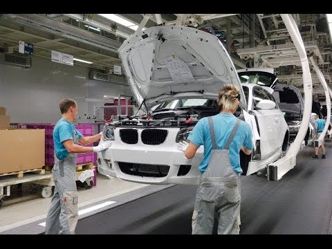 2014 BMW Production Factory