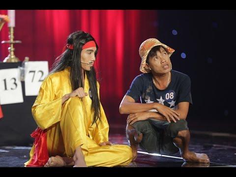 Cười Xuyên Việt - Chung kết 2 (1/5/2015): Dương Thanh Vàng & Lâm Văn Đời