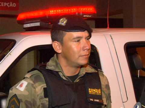 Presidiário beneficiado com a saída de natal é preso no bairro Segismundo Pereira