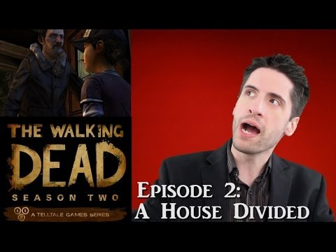 The Walking Dead - Season 2 - Episode 2: A House Divided game review