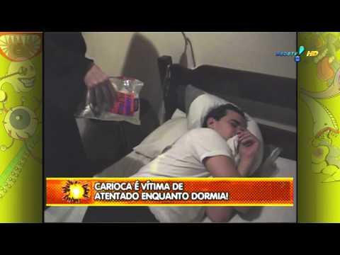 Pânico na TV 27/11/2011 - Nascimento da Filha do Carioca