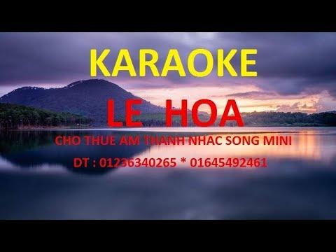 Lien Khuc Thua Mot Nguoi Dung Remix